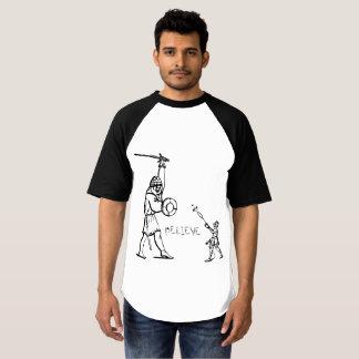 Davis glauben t-shirt