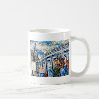 Davis-Monumentfreifraustraße Dublin Kaffeetasse