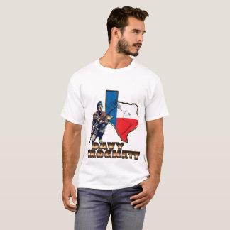 Davy Crockett ein amerikanischer Volksheld T-Shirt