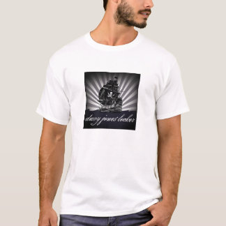 davy Jones-Schließfach T-Shirt
