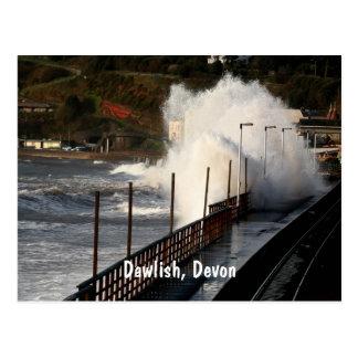 Dawlish, Devon Postkarte