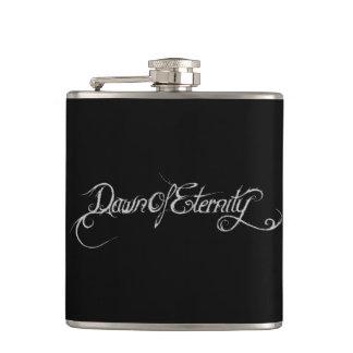 Dawn Of Eternity - Logo version 2 Flachmann