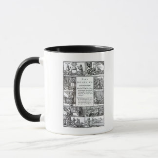Day des Lords, 1639 Tasse
