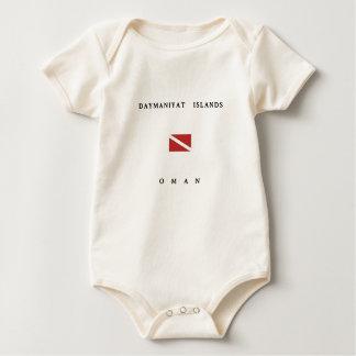 Daymaniyat Baby Strampler