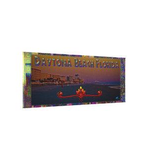 Daytona Beach Florida an der Leinwand Drucke