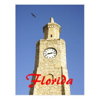 Daytona Beach, Florida Postkarte