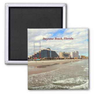 Daytona Beach Florida Quadratischer Magnet