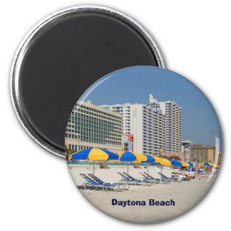 Daytona Beach Florida Runder Magnet 5,1 Cm