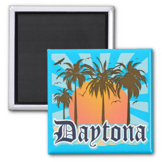Daytona Beach Florida USA Kühlschrankmagnet