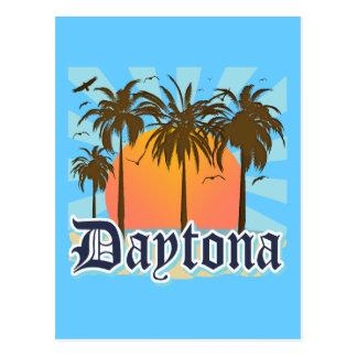 Daytona Beach Florida USA Postkarte