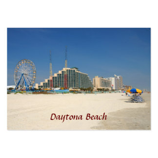 Daytona Beach Florida USA Mini-Visitenkarten