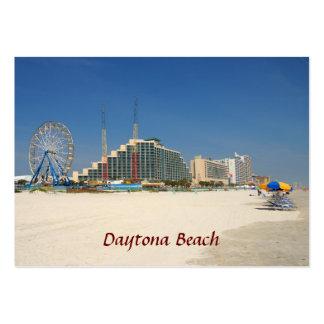 Daytona Beach Florida USA Visitenkartenvorlage