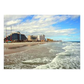 Daytona Beach Florida Mini-Visitenkarten