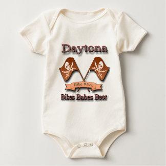 Daytona Bikeweek fährt Baby-Bier rad Baby Strampler