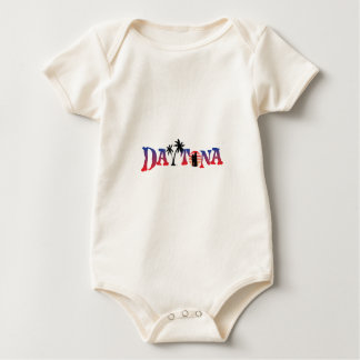 Daytona Florida Baby Strampler