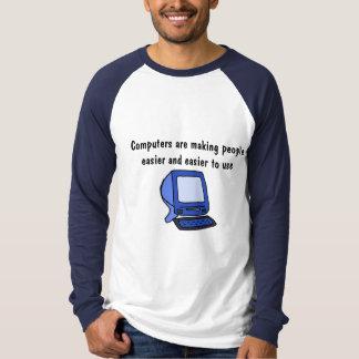 DC-Computer machen Leute einfacher, Shirt zu