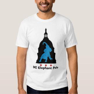 DC-Elefant-Polo-Team Tshirts