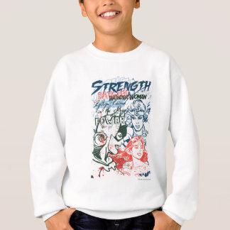 DC-Vorlagen - heraus gesperrt Sweatshirt