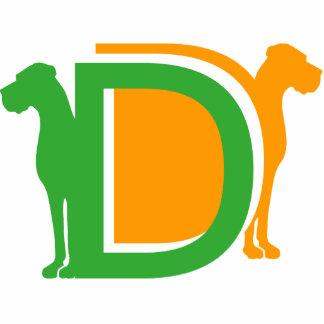 DD - Deutsche Doggen Fotostatue