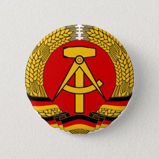 DDR RUNDER BUTTON 5,1 CM