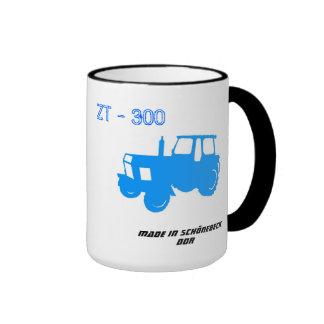 DDR Traktorentasse Kaffee Tasse