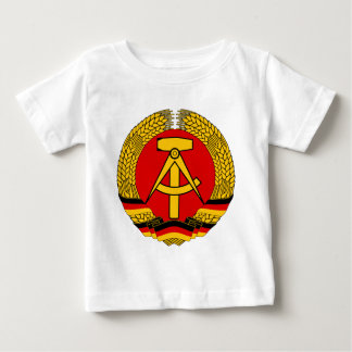 DDR Wappen Baby T-shirt