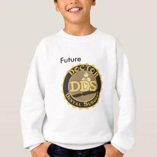 DDS-ABZEICHEN-LOGO-DOKTOR OF DENTAL SURGERY SWEATSHIRT