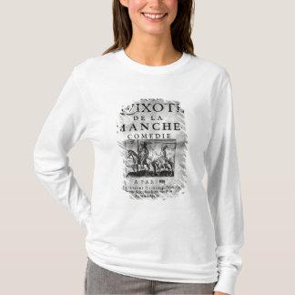 De-La Manche Comedie Dom Quijote T-Shirt