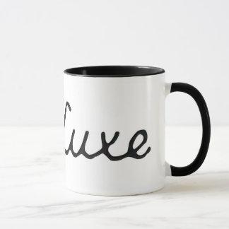 De Luxe Tasse