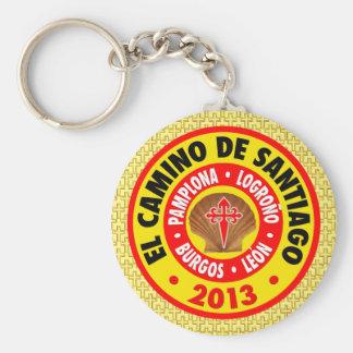 De Santiago 2013 EL-Camino Schlüsselanhänger