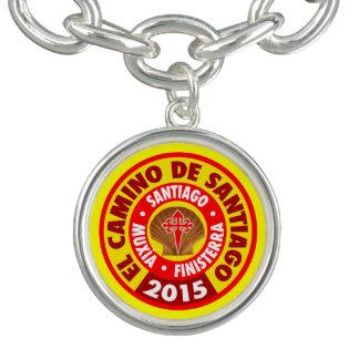 De Santiago 2015 EL Camino Charm Armband