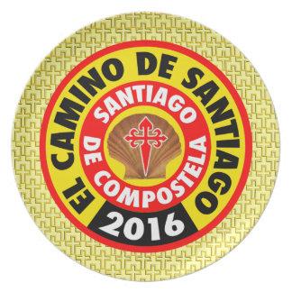 De Santiago 2016 EL Camino Teller