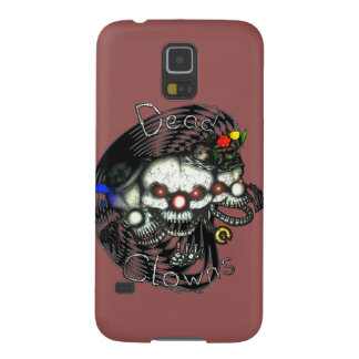 Dead Clowns Galaxy S5 Cover