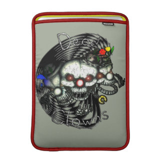 Dead Clowns MacBook Air Sleeve