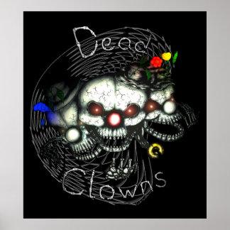 Dead Clowns Poster