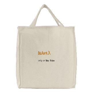 deankx Handtasche Bestickte Tragetaschen