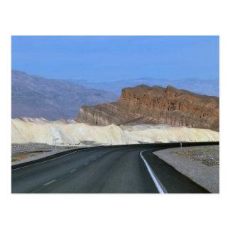 Death Valley 11 Postkarte
