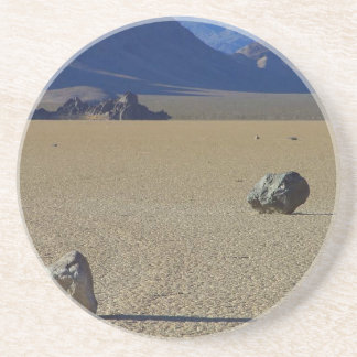 Death Valley 4 Sandstein Untersetzer