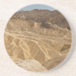 Death Valley 6 Sandstein Untersetzer