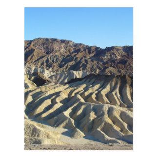 Death Valley Postkarte