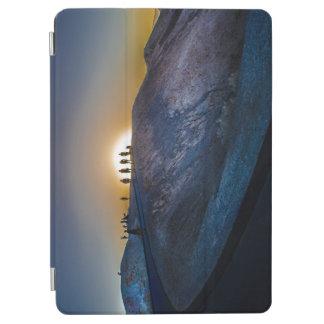 Death Valley zabriskie Punkt Sonnenuntergang iPad Air Hülle