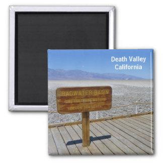 Death- Valleymagnet! Quadratischer Magnet