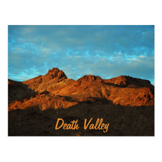 Death- Valleypostkarte Postkarte