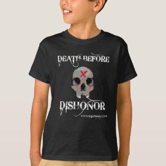 DeathBeforeDishonor1.png T-Shirt