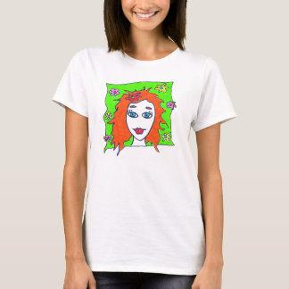 Débardeur bretelles Chloé by KrikiSalami T-Shirt