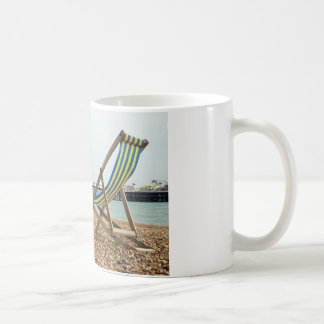 Deckchairs und Schindel Kaffeetasse