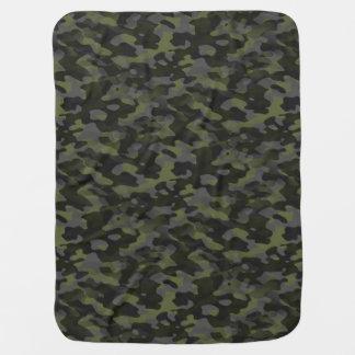 Decke Baby Pattern Camouflage
