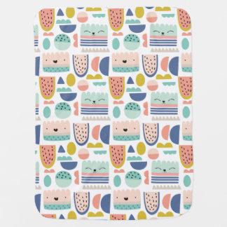 Decke trinkt zu summer Baby-Decken