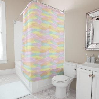 Deckungen Duschvorhang