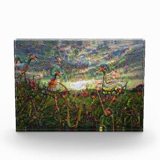 DeepDream Bilder Acryl Auszeichnung